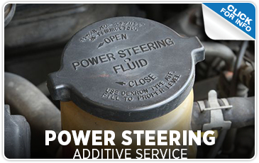 Click to View Undercarriage Power Steering Additive Information