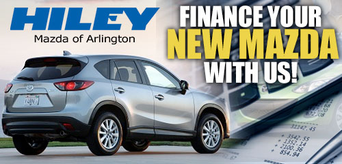Hiley Mazda Finance Deparment Arlington, TX