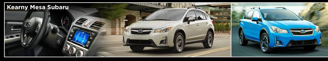Subaru Crosstrek Model Features