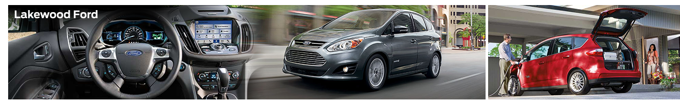 2016 Ford C-Max Hybrid Model Features in Lakewood, WA