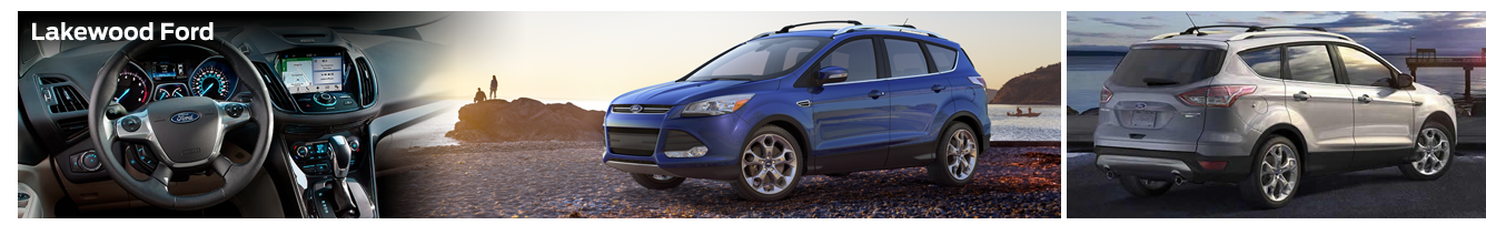 2016 Ford Escape Model Features & Details