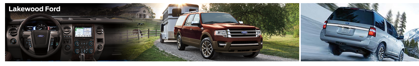 2016 Ford Expedition Model Information