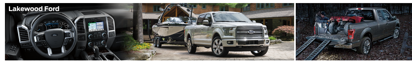 2016 Ford F-150 Model Features & Details