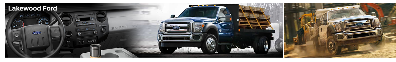 2016 Ford F-550 Model Information in Lakewood, WA