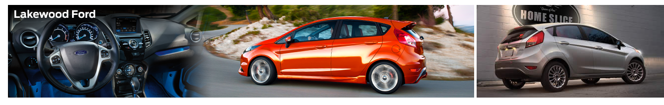 2016 Ford Fiesta Model Details in Lakewood, WA