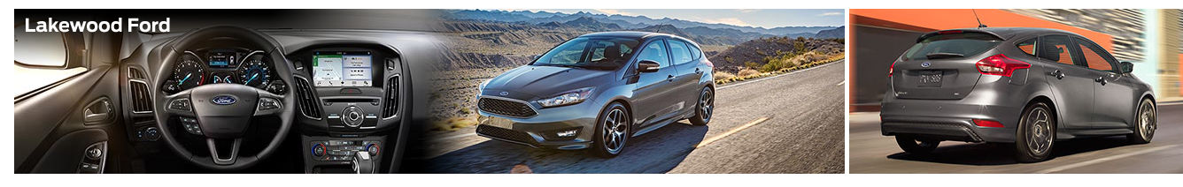 2016 Ford Focus Model Features & Details