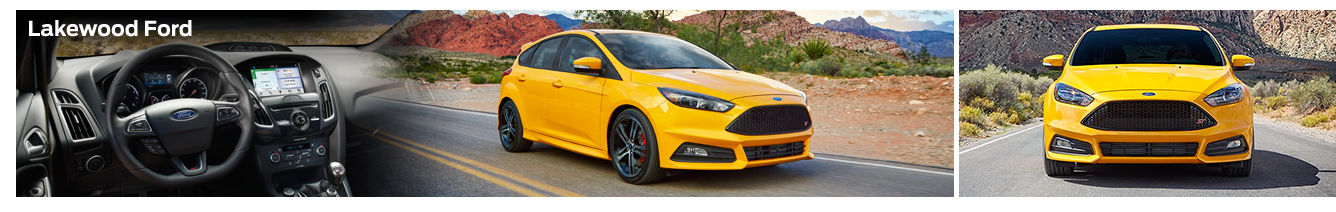 2016 Ford Focus ST Model Features & Details