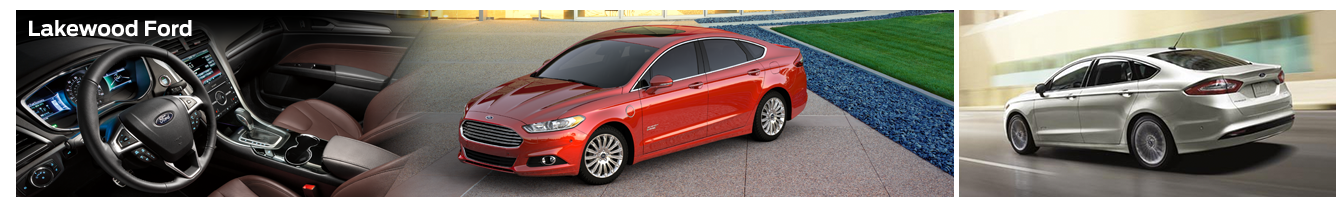2016 Ford Fusion Model Features & Details