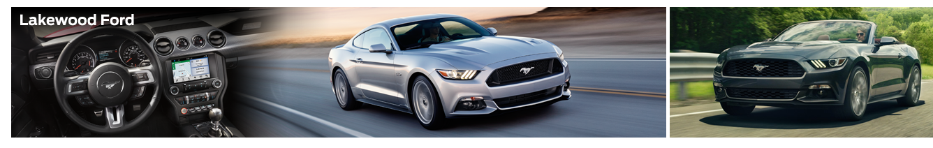 2016 Ford Mustang Model Features in Lakewood, WA