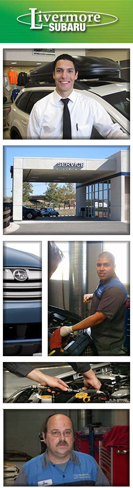 Livermore Subaru Service  Center
