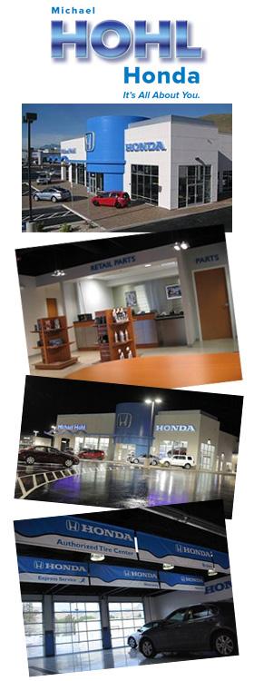 Michael Hohl Honda Dealership