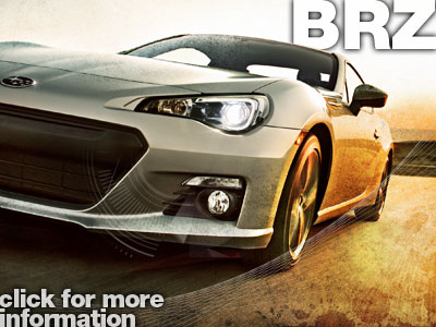 Purchase Subaru BRZ Accessories from Michael Hohl Subaru serving Reno, Nevada