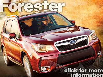 Purchase Subaru Forester Accessories from Michael Hohl Subaru serving Reno, Nevada