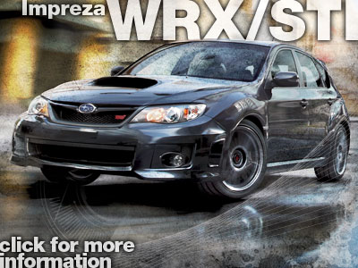 Purchase Subaru Impreza WRX Accessories from Michael Hohl Subaru serving Reno, Nevada