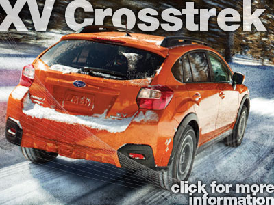 Purchase Subaru XV Crosstrek Accessories from Michael Hohl Subaru serving Reno, Nevada