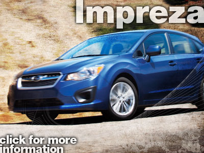 Purchase Subaru Impreza Accessories from Michael Hohl Subaru serving Reno, Nevada