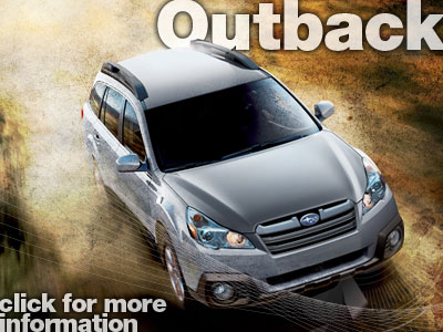 Purchase Subaru Outback Accessories from Michael Hohl Subaru serving Reno, Nevada