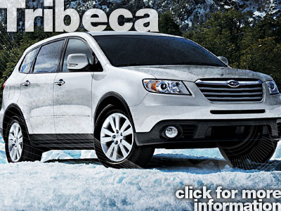Purchase Subaru Tribeca Accessories from Michael Hohl Subaru serving Reno, Nevada