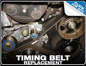 Subaru Timing Belt Services Reno, NV