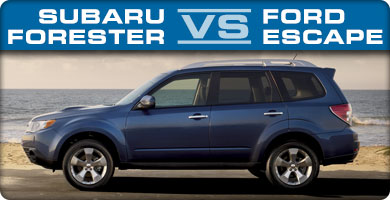 Subaru Model Vehicle Comparisons Reno New Car Sales