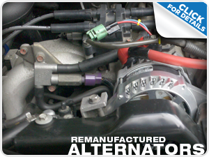 View More Details on Remanufactured Subaru Alternator Performance Quality!
