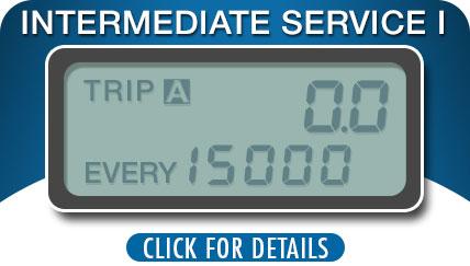 Subaru Intermediate Maintenance Schedule Carson City, NV