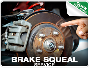 Subaru Brake Squeal Service at Mike Shaw Subaru