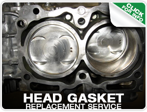 Subaru Head Gasket Replacement Service at Mike Shaw Subaru