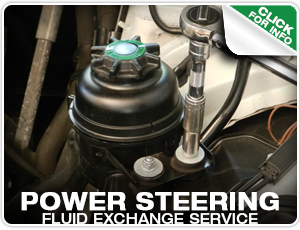 Subaru Steering System Fluid Exchange Service at Mike Shaw Subaru
