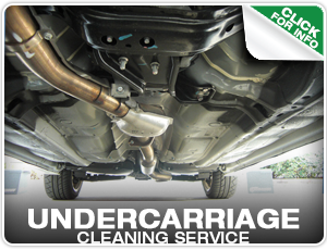 Subaru Undercarriage Cleansing Service at Mike Shaw Subaru