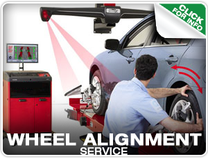 Denver Subaru Wheel Alignment Service at Mike Shaw Subaru in Thornton