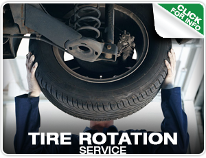 Subaru Tire Rotation Service in Denver, Colorado