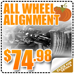 Denver Subaru All Wheel Alignment Discount Coupon serving Thornton, Colorado