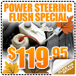 Subaru Power Steering Flush Service Coupon Special Denver, CO