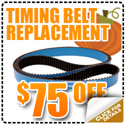 Mike Shaw Subaru Timing Belt Replacement Service Special Denver, CO