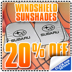 Genuine Subaru Windshield Sunshades Parts Special serving Boulder & Thornton, CO