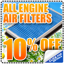 Subaru Genuine Engine Air Filter Replacement Service Special
