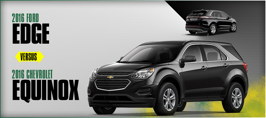 2016 chevrolet equinox vs 2016 ford edge model comparison el paso tx. Black Bedroom Furniture Sets. Home Design Ideas