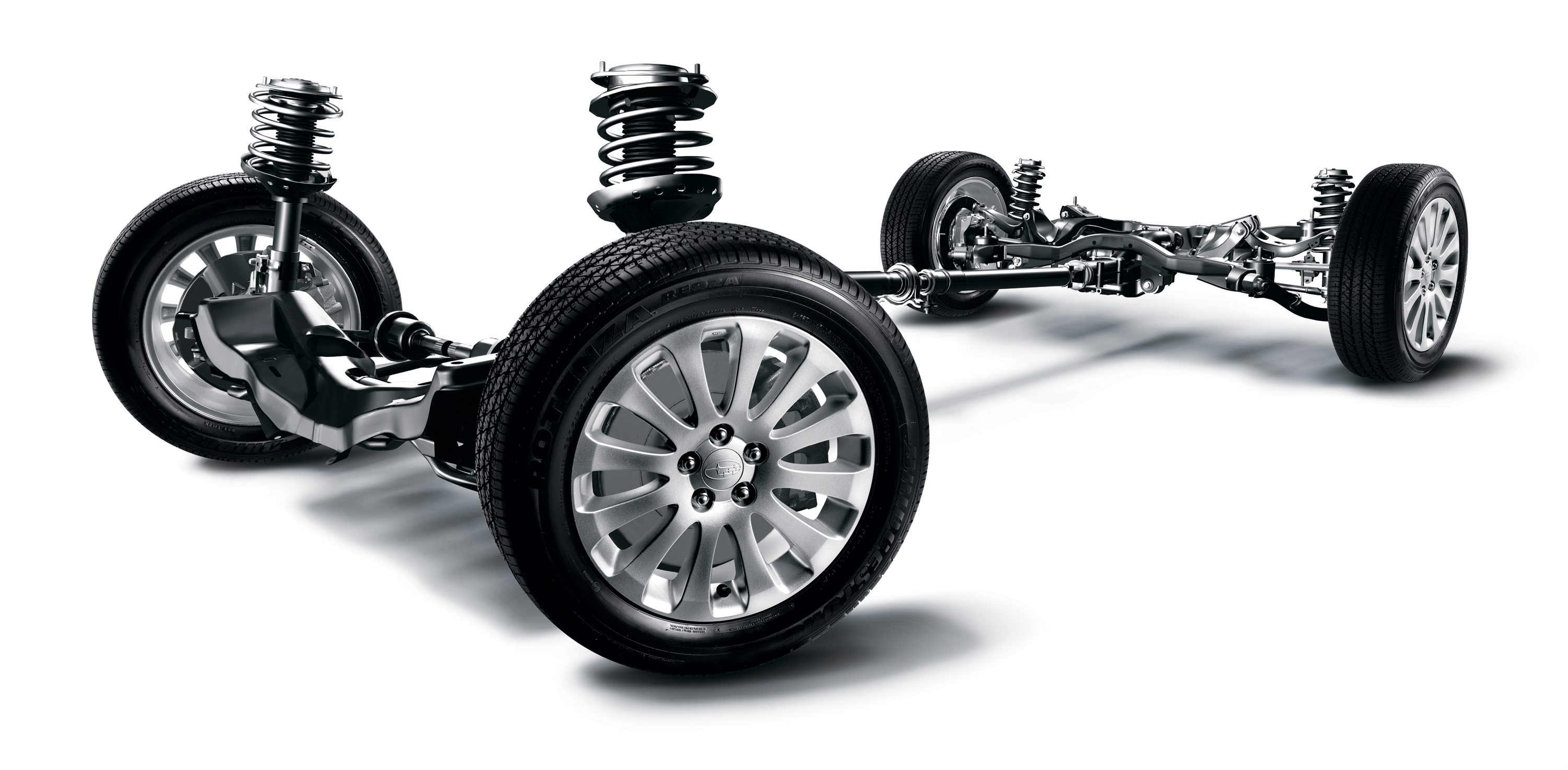 Subaru suspension information salt lake city ut for Suspension designer