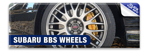 Click to learn more about genuine Subaru performance parts like BBS performance wheels available at Nate Wade Subaru in Salt Lake City, UT