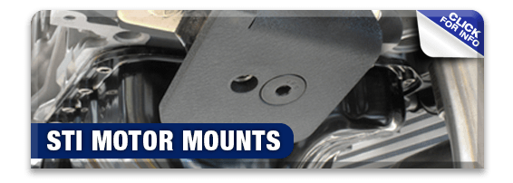 Click to learn more about genuine Subaru performance parts like STI motor mounts available at Nate Wade Subaru in Salt Lake City, UT