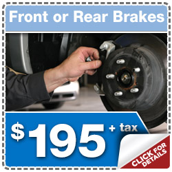 Save on Subaru Brake Service at Puente Hills Subaru serving City of Industry & Fullerton, California
