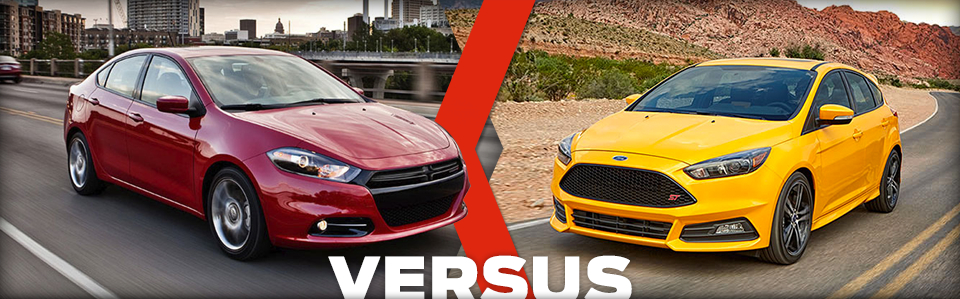 Compare dodge dart and ford focus