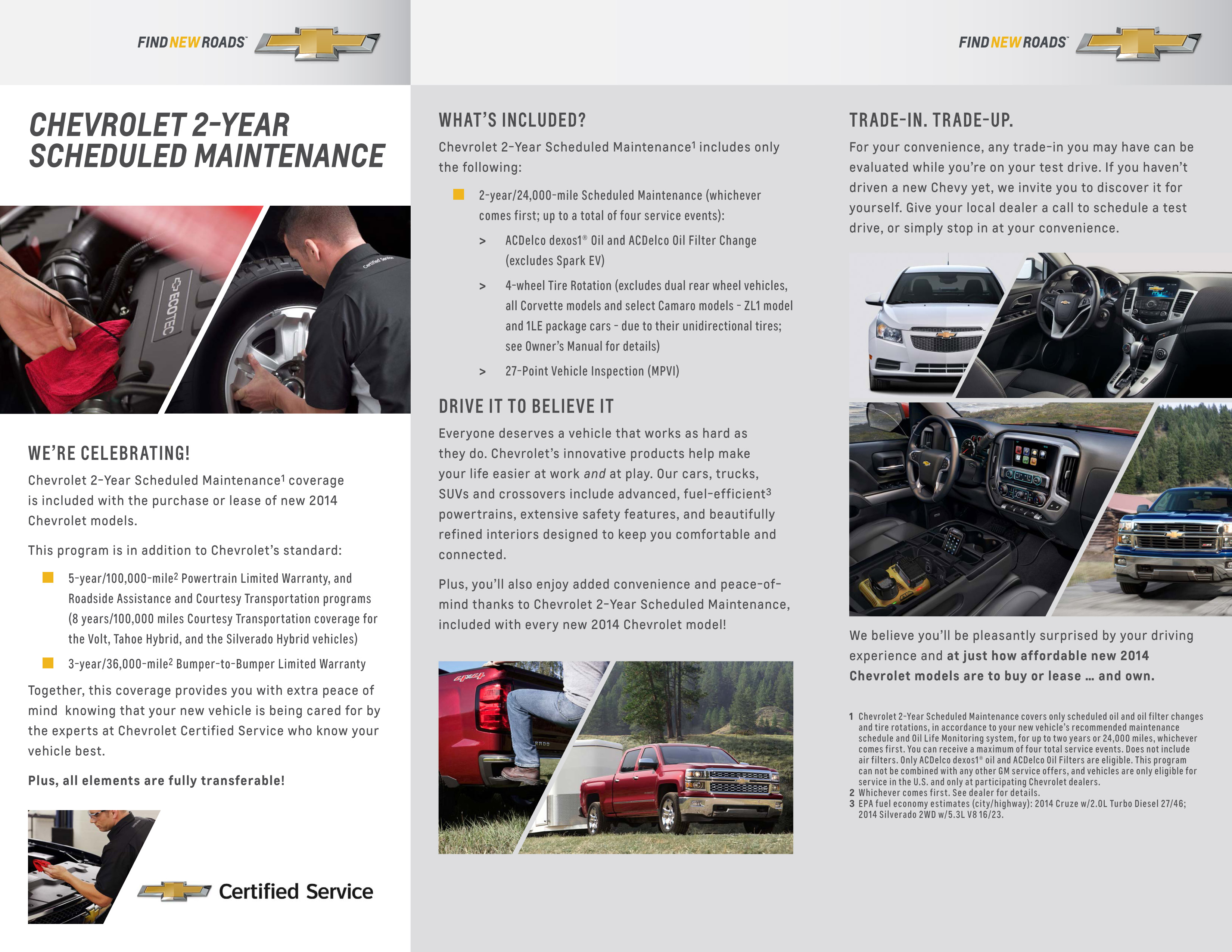 Chevy Dealership Fayetteville Nc >> Chevrolet 2-Year Scheduled Maintenance Plan | Fayetteville, NC