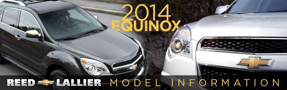 new 2014 chevrolet equinox model features fayetteville vehicle information specs. Black Bedroom Furniture Sets. Home Design Ideas