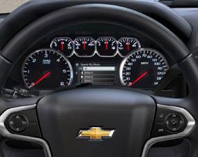 Chevy Dealership Fayetteville Nc >> New 2014 Chevrolet Silverado 1500 Model Specs   Fayetteville, NC