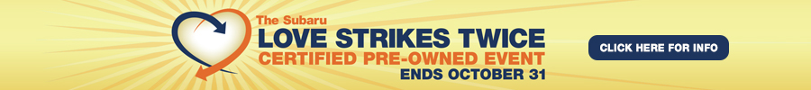 Sonora Subaru Loves Strikes Twice Event
