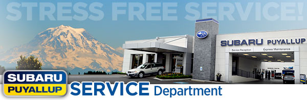 Puyallup Subaru Service Specials & Car Repair Discount Coupons