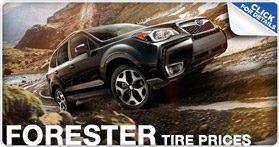Subaru of Puyallup Forester Tire Purchase Offers serving Lakewood & Auburn, WA
