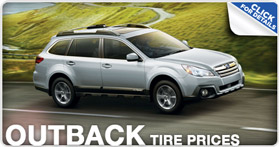 Subaru of Puyallup Outback Tire Purchase Offers serving Lakewood & Auburn, WA